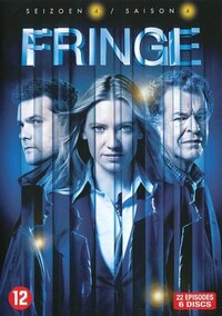 Fringe - Seizoen 4-DVD