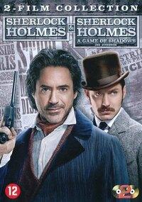 Sherlock Holmes 1+2-DVD