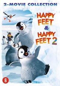 Happy Feet 1+2-DVD