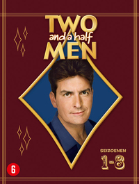 Two And A Half Men - Seizoen 1-8-DVD