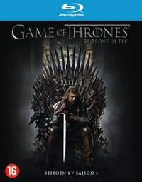 Game Of Thrones - Seizoen 1-Blu-Ray