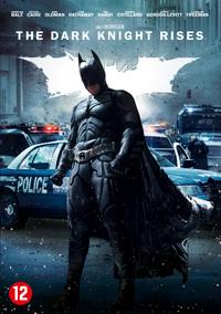 The Dark Knight Rises-DVD