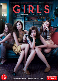 Girls - Seizoen 1-DVD