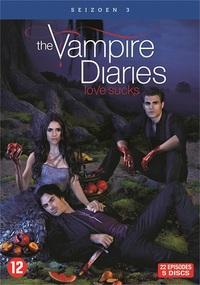The Vampire Diaries - Seizoen 3-DVD