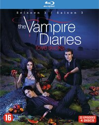 The Vampire Diaries - Seizoen 3-Blu-Ray