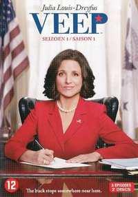 Veep - Seizoen 1-DVD