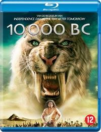 10,000 BC-Blu-Ray