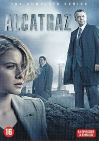 Alcatraz - The Complete Series-DVD