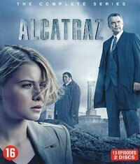 Alcatraz - The Complete Series-Blu-Ray