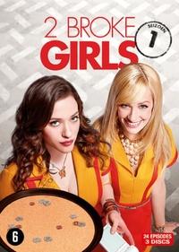 2 Broke Girls - Seizoen 1-DVD