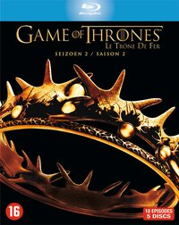 Game Of Thrones - Seizoen 2-Blu-Ray