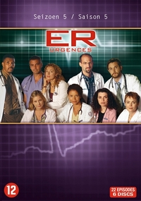 E.R. - Seizoen 5-DVD