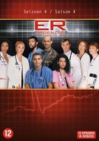 E.R. - Seizoen 4-DVD