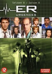 E.R. - Seizoen 8-DVD