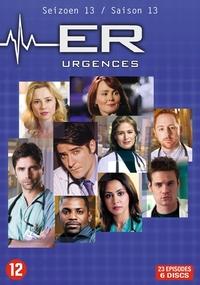 E.R. - Seizoen 13-DVD