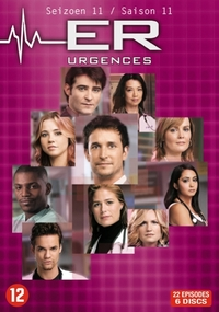 E.R. - Seizoen 11-DVD