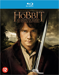 The Hobbit - An Unexpected Journey-Blu-Ray