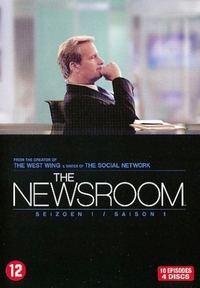 The Newsroom - Seizoen 1-DVD