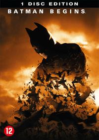 Batman Begins-DVD