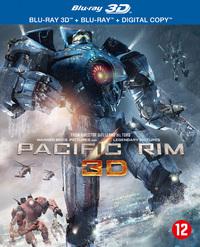 Pacific Rim (3D En 2D Blu-Ray)-3D Blu-Ray