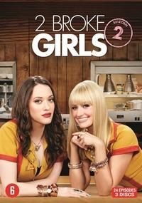 2 Broke Girls - Seizoen 2-DVD