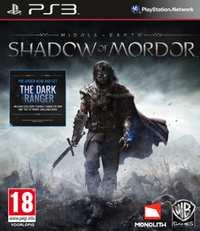 Shadow Of Mordor-Sony PlayStation 3