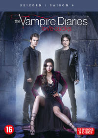 The Vampire Diaries - Seizoen 4-DVD