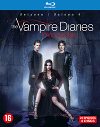 The Vampire Diaries - Seizoen 4-Blu-Ray