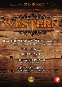 Western Boxset (6 DVD)-DVD