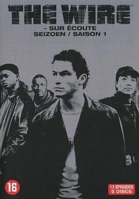 The Wire - Seizoen 1-DVD