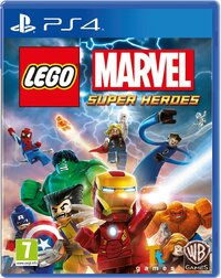 Lego: Marvel Super Heroes-Sony PlayStation 4
