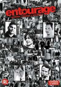 Entourage - Seizoen 3 Deel 2-DVD