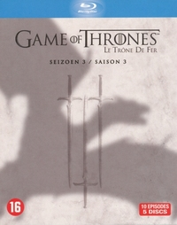 Game Of Thrones - Seizoen 3-Blu-Ray