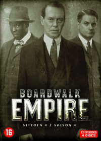 Boardwalk Empire - Seizoen 4-DVD