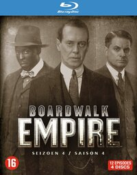 Boardwalk Empire - Seizoen 4-Blu-Ray