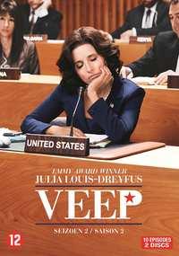Veep - Seizoen 2-DVD