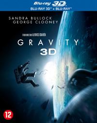 Gravity (3D En 2D Blu-Ray)-3D Blu-Ray