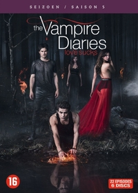 The Vampire Diaries - Seizoen 5-DVD