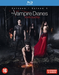 The Vampire Diaries - Seizoen 5-Blu-Ray