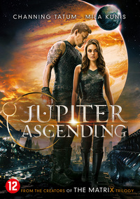 Jupiter Ascending-DVD