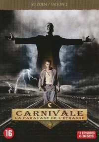 Carnivale - Seizoen 2-DVD