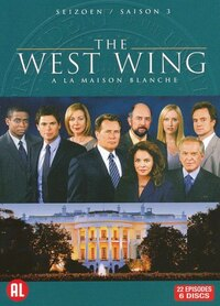 The West Wing - Seizoen 3-DVD