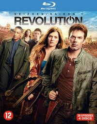Revolution - Seizoen 1-Blu-Ray