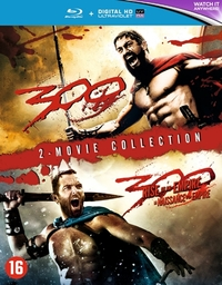 300 / 300 - Rise Of An Empire-Blu-Ray