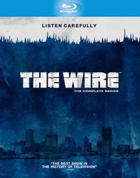 The Wire - De Complete Serie-Blu-Ray