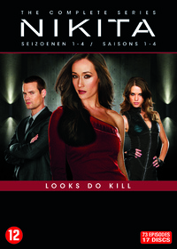 Nikita - Seizoen 1-4-DVD