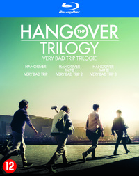 The Hangover Trilogy-Blu-Ray