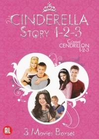 Cinderella Story 1-3-DVD