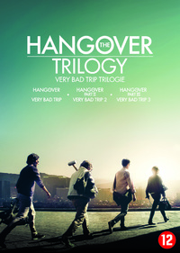 The Hangover Trilogy-DVD