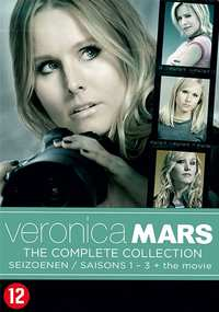 Veronica Mars - Complete Collectie + Film-DVD